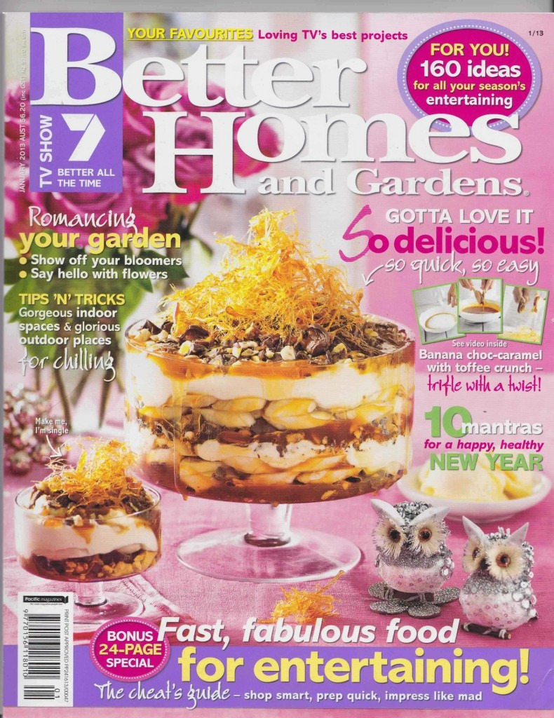 Better Homes And Gardens Magazine Better Homes Gardens